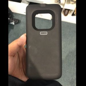 Charging phone case for GLAAXY S9
